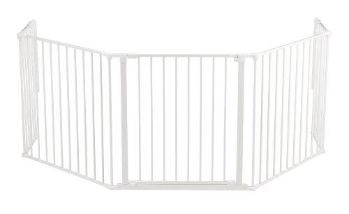 BabyDan-Barrire-Pare-feu-Flex-XL-Blanc-0
