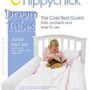 Hippychick-Dream-Tubes-Barrire-de-Lit-Gonflable-et-son-Drap-ensemble-71-x-146-x-15-cm-0