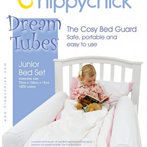 Hippychick-Dream-Tubes-Barrire-de-Lit-Gonflable-et-son-Drap-ensemble-71-x-146-x-15-cm-0