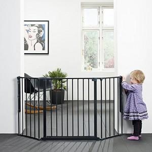BABY-DAN-Barriere-Pare-Feu-Flex-M-Noir-0