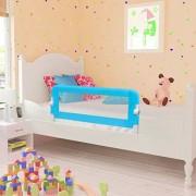 Barrires-de-lit-pour-enfants-102-x-42-cm-Bleu-0-0