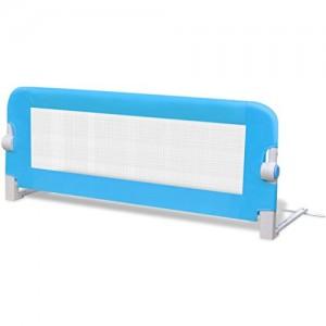 Barrires-de-lit-pour-enfants-102-x-42-cm-Bleu-0
