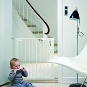 BabyDan-Barrire-de-Scurit-Fixation-par-Pression-Blanc-735-998-cm-0-0