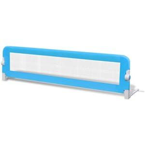 Barrires-de-lit-pour-enfants-150-x-42-cm-Bleu-0