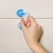 Navaris-10x-Scurit-enfant-portes-Protection-avec-fermeture-loquet-pour-porte-tiroir-Verrouillage-scurit-enfants-et-bbs-blanc-0-0