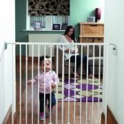 Safety-1st-Barrire-de-scurit-Wall-Fix-Extending-Mtal-Blanc-0-0
