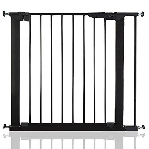 BabyDan-Premier-Bb-Barrire-de-Scurit-en-pour-Escalier-Noir-796-865cm-0