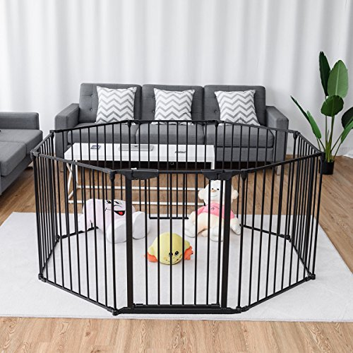achat barri re de s curit enfant b b grille de. Black Bedroom Furniture Sets. Home Design Ideas
