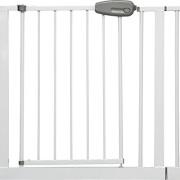 IB-Style-Barrire-de-scurit-Megane-blanc-gris-74-cm-143-cm--pression-sans-percage-Rglable-de-74-87-cm-0-0