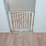 Safety-1st-SecurTech-Porte-en-mtal--fermeture-automatique--Blanc-0-0