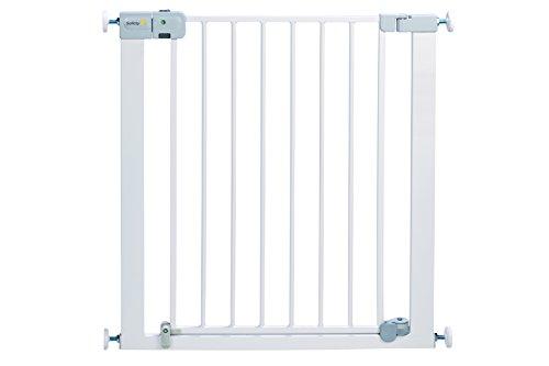 Safety-1st-SecurTech-Porte-en-mtal--fermeture-automatique--Blanc-0