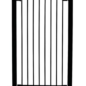 BabyDan-Barrire-de-scurit-extra-haute-avec-indicateur-de-pression-Noir-0